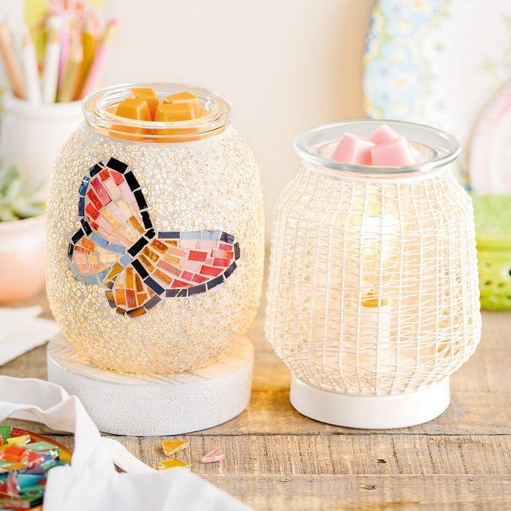 Find the best scented wax warmers home body products