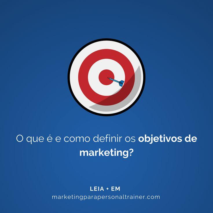 Definir os objetivos de marketing é o primeiro passo em direção ao sucesso. Mas como fazer isso?