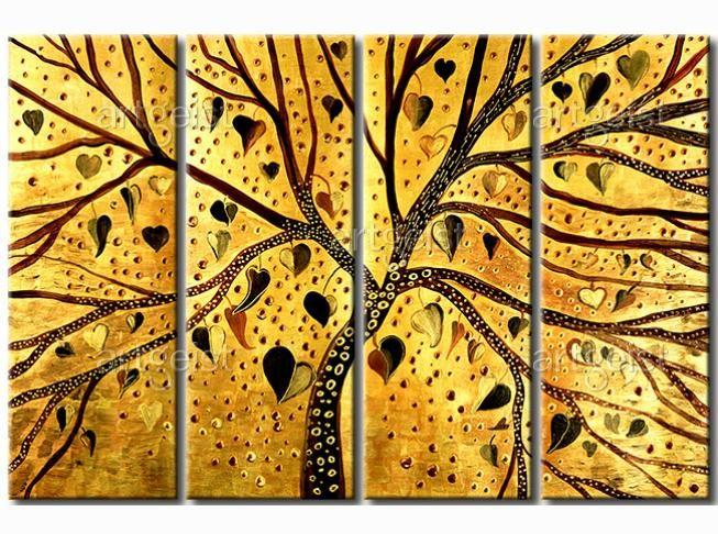 Cuadro Caída de las hojas #cuadro #cuadros #fotos sobre lienzo #fotos #sobre #lienzo #arboles