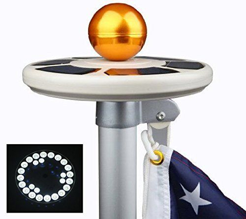 led flagpole lighting