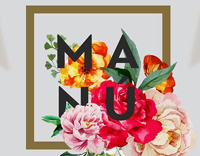 "Check out new work on my @Behance portfolio: ""Manú Jewel Branding"" http://be.net/gallery/36327625/Manu-Jewel-Branding"