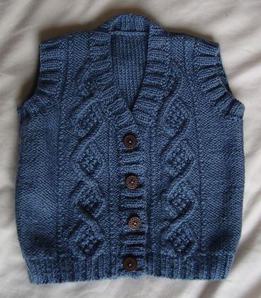 gorgeous baby boy's vest
