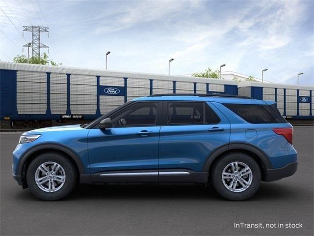 2020 Ford Explorer Xlt In 2020 2020 Ford Explorer Ford Explorer Xlt Ford Explorer