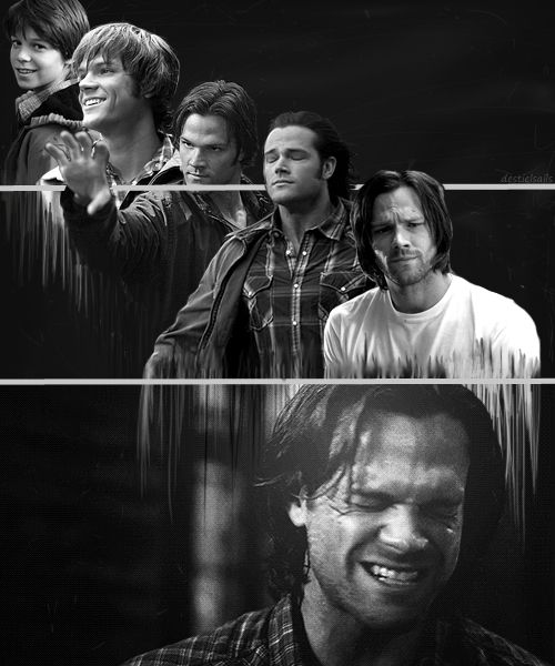 (pinned before but love!) the evolution or devolution of Sam!