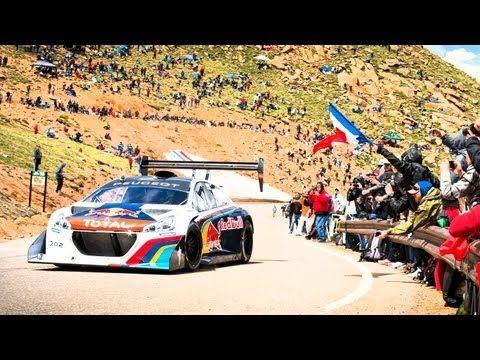 Sébastien Loeb's Record Setting Pikes Peak Run - Full POV - Best sound on Amazon: http://www.amazon.com/dp/B015MQEF2K -  http://gaming.tronnixx.com/uncategorized/sebastien-loebs-record-setting-pikes-peak-run-full-pov/