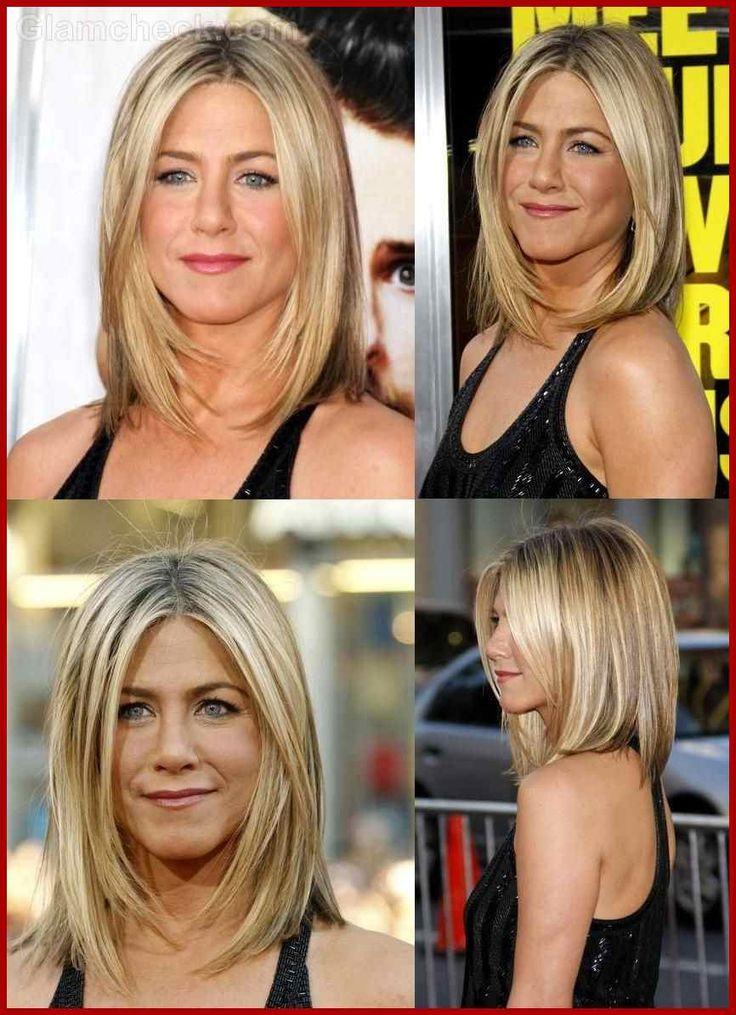 15 Great Jennifer Aniston Hairstyles | Frisur, Haa…