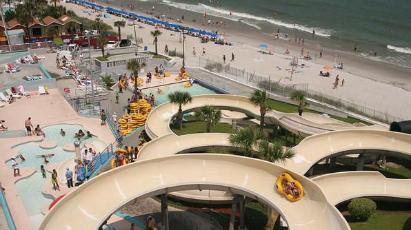 Things to do with kids in Myrtle Beach