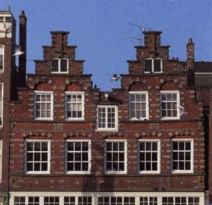 конструкция дома амстердам