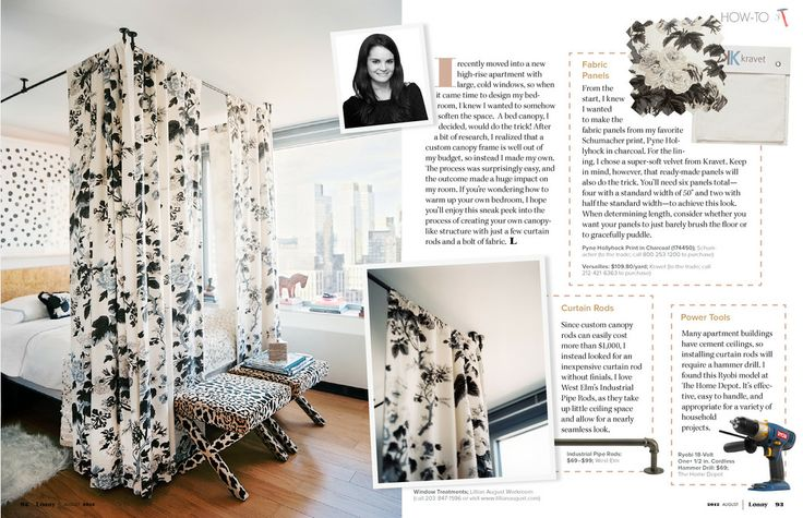 @Corinne Mather this could look great in your loft (if the windows don't work) via Lonny August 2012 | Lonnymag.com