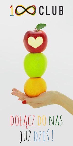 Po zdrowe inspiracje zapraszamy na www.100club.pl #szczęście #zdrowie #100club