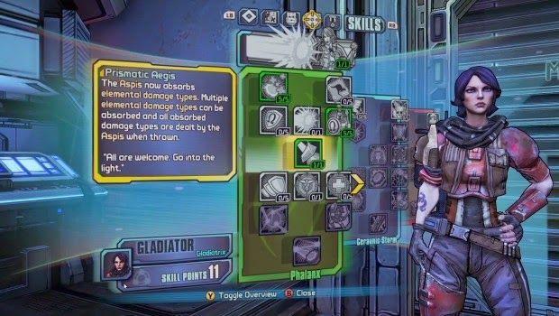 Gameplayaholic: 20 minuten gameplay van Borderlands: The Pre-Seque...