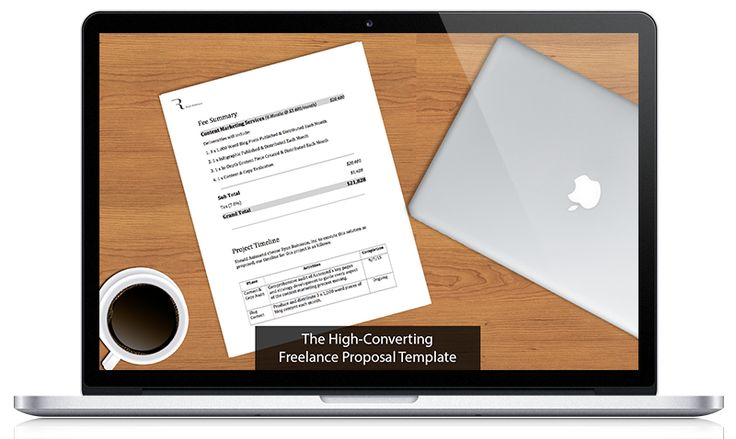 Download my free, high-converting Freelance Proposal Template that I use to land high paying clients for my freelance business. Win more clients today.