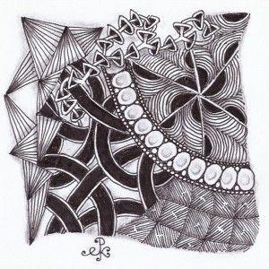 Zentangle 1