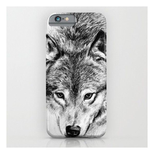 Wolf iPhone 6s Case (285 SEK) ❤ liked on Polyvore featuring accessories, tech accessories, phone cases, phone, cases, electronics and iphone & ipod cases