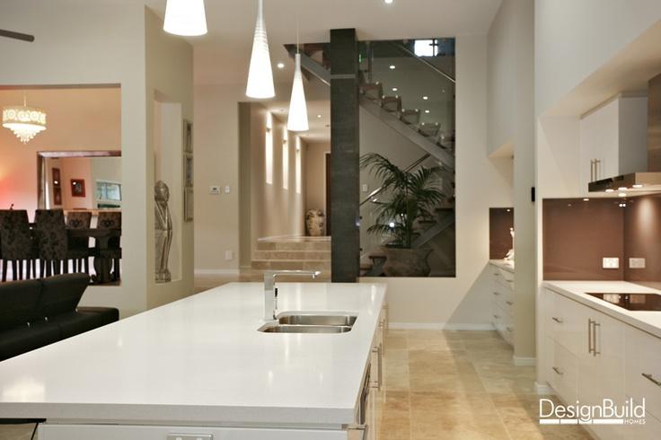Stone Benchtop Kitchen.