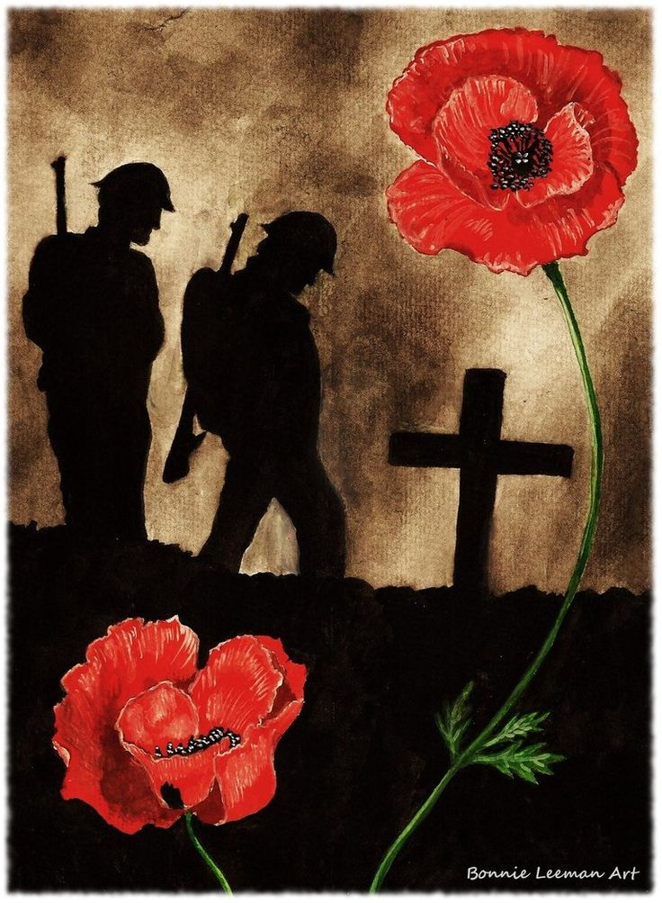 Lest We Forget by Bonniemarie