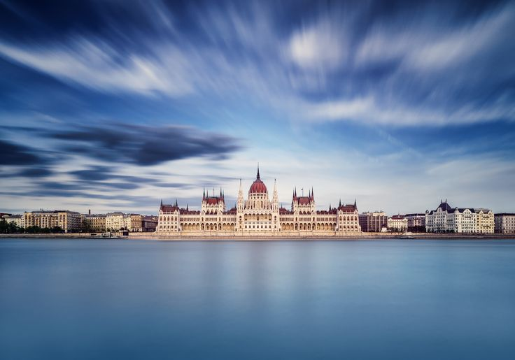 The Hungarian Parliament Building.  I used the Lee Big Stopper to capture this 73 sec long exposure.