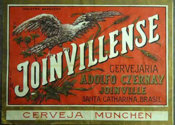 Cervejaria Adolfo Czernay - Cerveja Joinvillense (Joinville/SC)