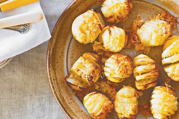Serve the Sunday roast with these sensational roast potatoes.