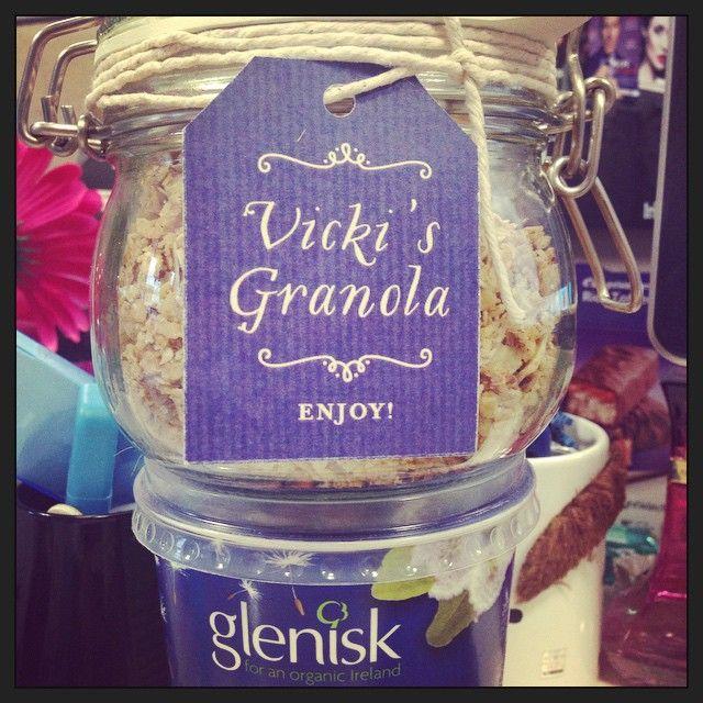 Vicki's Granola http://vickinotaro.com/