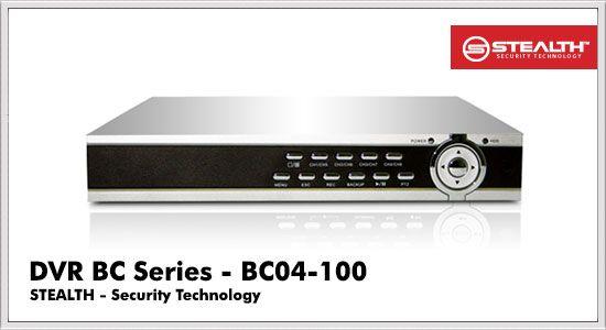 DVR BC Series - BC04-100