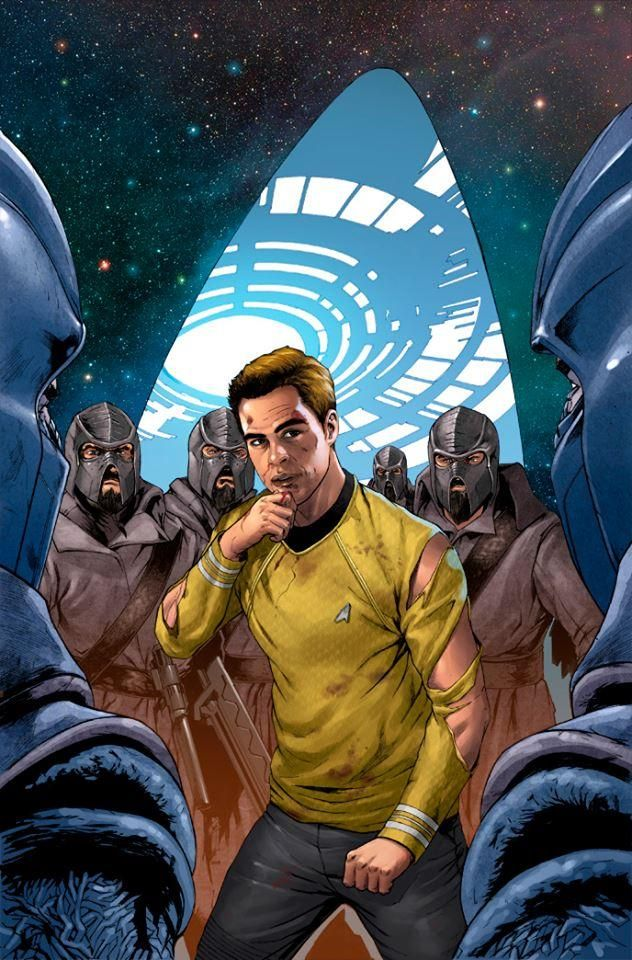 Star Trek by Garrie Gastonny