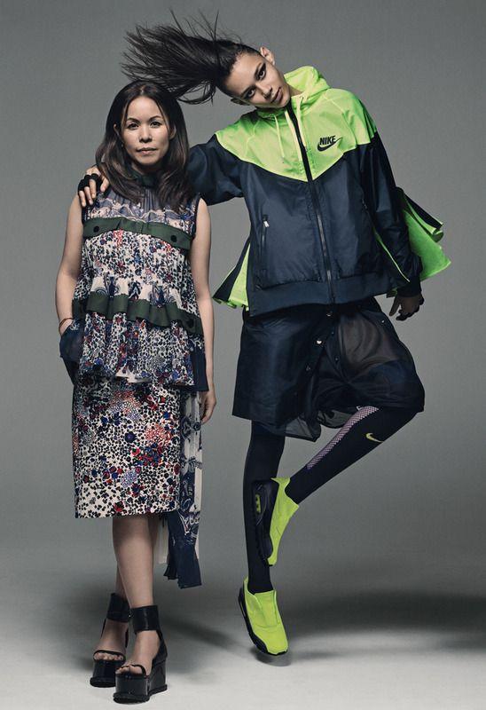 En ocasiones, lo inesperado nace de la mezcla. La colaboración entre el equipo creativo de Nike y la diseñadora Chitose Abe descubre nuevas facetas del estilo deportivo.