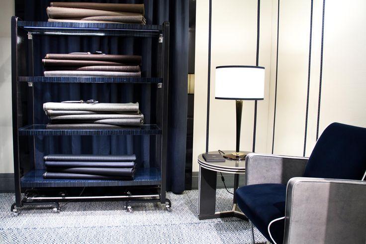 Get a glimpse at Larusmiani Concept Boutique on #viamontenapoleone #milan