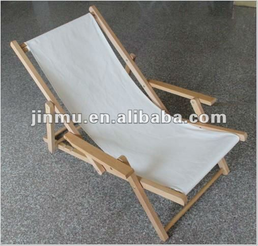 Silla Plegable De Madera Silla De Playa