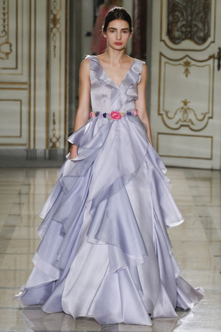 Luisa Beccaria Spring 2016 Ready-to-Wear Fashion Show