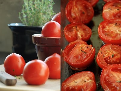 Roasted tomatoes, Slow roasted tomatoes and Tomatoes on Pinterest
