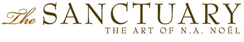 The Sanctuary - The Art of Nancy A. Noel - 75 North Main St., Zionsville, IN  46077  (317) 733-1117.
