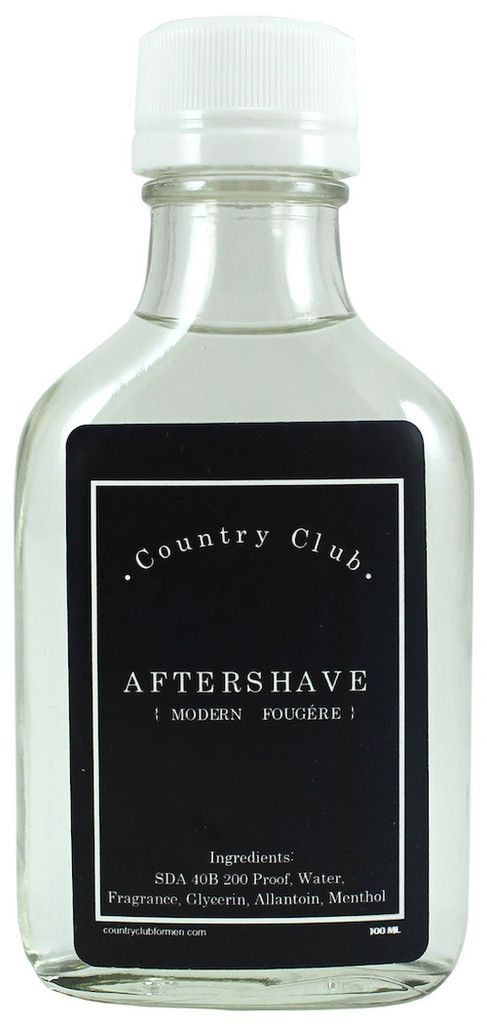 Country Club for Men Modern Fougére Aftershave Splash