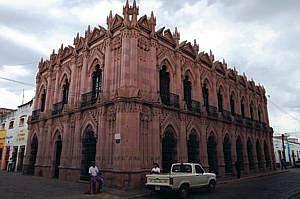 Jerez, Zacatecas, Mexico.