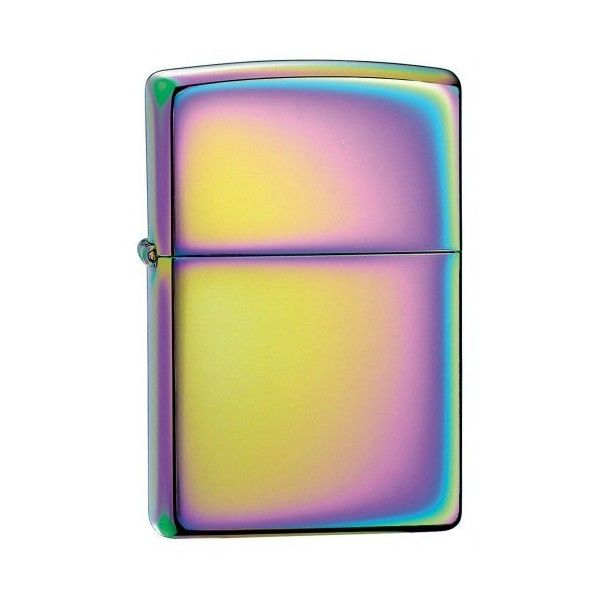 Zippo Spectrum Pocket Lighter ($17.25) ❤ liked on Polyvore featuring fillers, lighter, smoking, other and extras