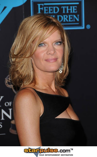 Michelle Stafford Pictures & Photos - 37th Annual Daytime Emmy Awards - Arrivals (LOVE her hair)