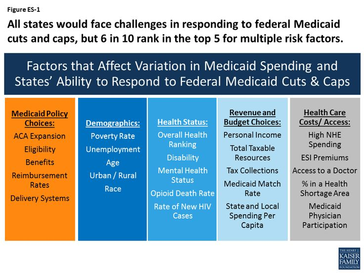From AL, AZ, FL, GA, KY, LA, MS, NM, SoC, TX, or WV? Your state is at very high risk under Medicaid caps & cuts