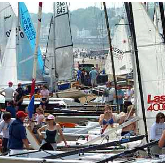 Found this picture from Filey Regatta 2010 online, you can make out my sail- Enterprise 20202 (its blue)Filey Regatta, 2010 Online, Enterprise 20202, Regatta 2010, Sailing Geekery