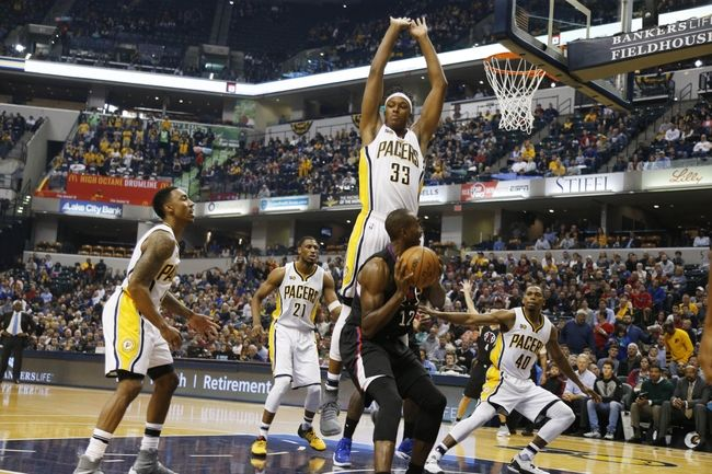 Indiana Pacers at Los Angeles Clippers - 12/4/16 NBA Pick, Odds, and Prediction