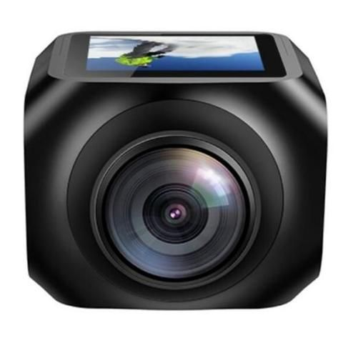 Camera Mini Panoramic Action Wifi Hd Vr 360 Sport 360� Sports Dv Camcorder Cube