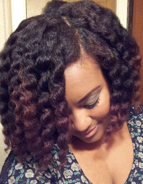 Cool 1000 Images About Hairstyles On Pinterest Naturally Curly Hairstyles For Women Draintrainus