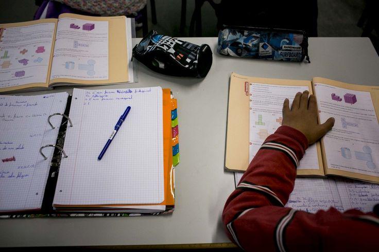 Inquérito da Associação Portuguesa das Famílias Numerosas revela que o encargo médio mais elevado com manuais escolares é no 9.º e 10.º ano.