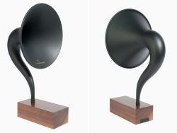 gramovox-bluetooth gramophone