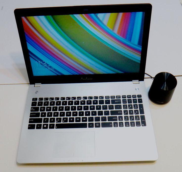 ASUS i7 Laptop 16GB RAM, 300GB HD, 64bit, 15.6in, Bang & Olufsen Sound System #ASUS