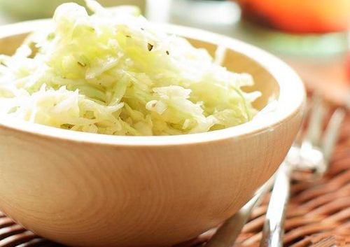 Салат из капусты с уксусом - Новые и проверенные рецепты салата из