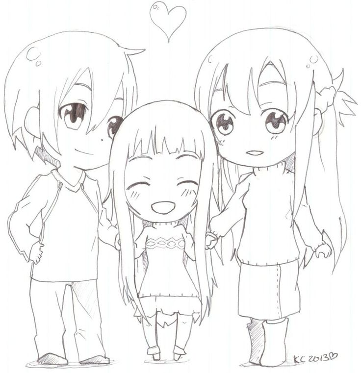 Sword Art Online Coloring Page Pages For Kids