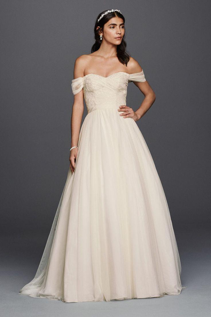 52 best Wedding dresses images on Pinterest | Boyfriends, Brides and ...