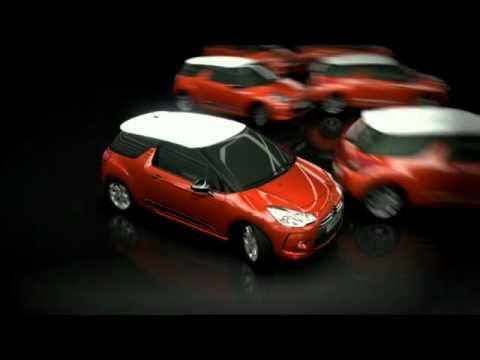 Citroën DS3 UK TV Advert 2012