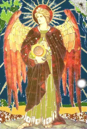 "ஜarcanjos/anjos/família galáctica - ARCANJO RAGUEL - ""Você recebe mensagens do Divino através de sua intuição, sinais e através do seu corpo físico. Para alguns, isto é mais forte do que outros e se ainda não os entende, não fique triste. Todos nós somos obras em andamento. Tudo e todos nesta bela terra estão trabalhando em algo e com um propósito, assim como os Guias e Anjos, e, portanto, estamos aprendendo à medida que avançamos."" por Sharon Taphorn"