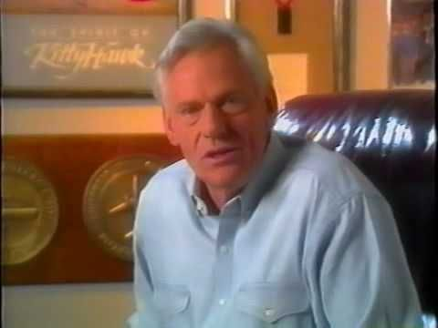 """Southwest Airlines """"Freedom"""" Featuring Herb Kelleher"""